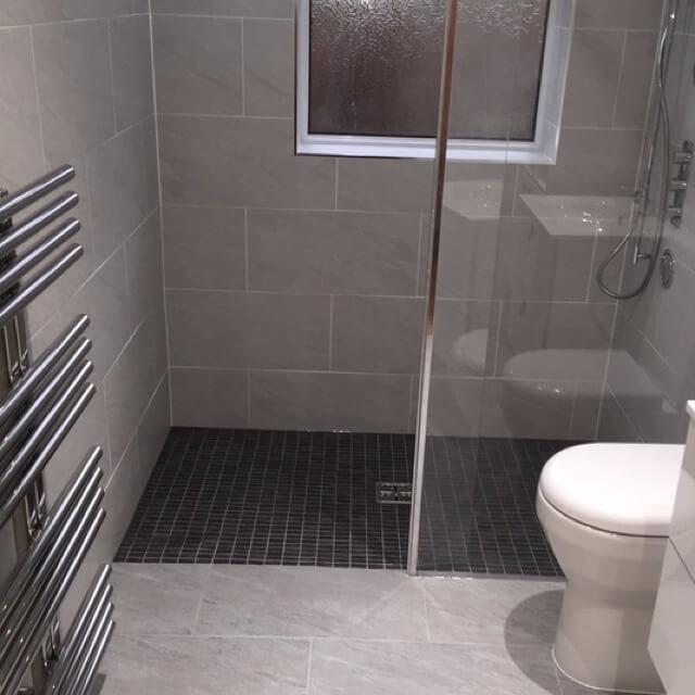 Shower Wetroom